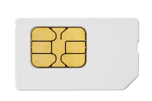 Probleme mit der SIM-Karte können oft selbst geregelt werden.