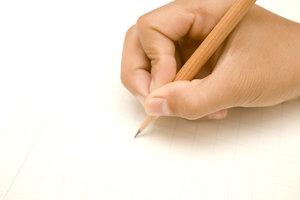 Mit Pauspapier lassen sich Zeichnungen schnell und einfach verdoppeln.