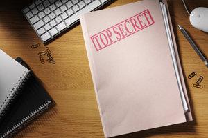 Das geheime Buch des Präsidenten - was hat es damit auf sich?