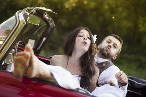 Unkonventionelle Hochzeiten werden immer gefragter.