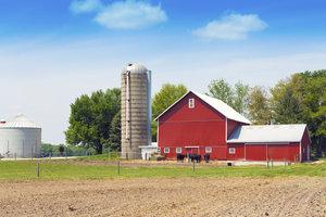 Gesteigerte Agrarproduktion im Industriezeitalter