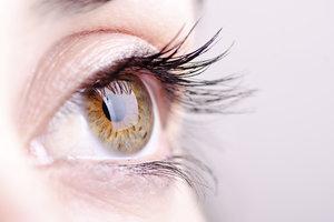 Augen sind tatsächlich ein Spiegel der Seele.