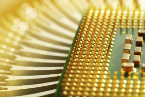 Prozessoren in PCs stammen häufig von AMD.