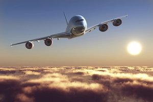 Im FSX steuern Sie verschiedene Flugzeuge.