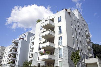 Eigentumswohnungen dieser Art unterscheiden sich häufig nur wenig von Mietwohnungen.