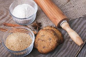 Zucker und Weißmehl sind bei hohem Blutzucker zu meiden.