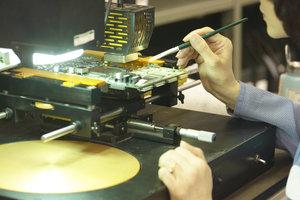 Spulen kommen in der Elektrotechnik in vielen Bauelementen zum Einsatz.