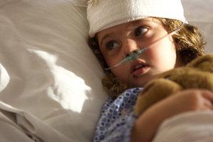 Eine Kinderinvaliditätsversicherung leistet im Falle von Invalidität nach Erkrankung.