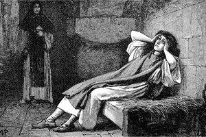 Das Leben der Frau unterlag im Mittelalter strengen Regeln.