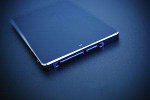 SSDs sind moderne Festplatten ohne bewegliche Teile.