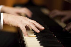 Mit dem richtigen Fingersatz wird es harmonisch.