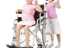 Jedes Kind mit Behinderung hat spezielle Bedürfnisse und Wünsche.