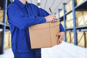 Bei der Warenanlieferung ist die Auftragsbestätigung in Anwesenheit des Lieferanten zu prüfen.