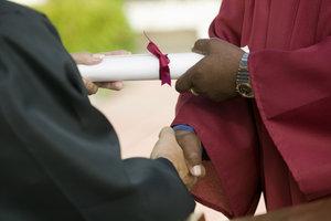 Die Diplomarbeit entscheided maßgeblich über die Endnote des Abschlusses.