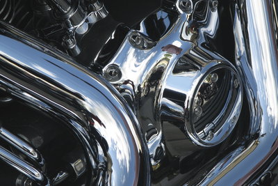 Dass eine Harley so klingt, wie sie klingt, hat mit dem Motor zu tun.