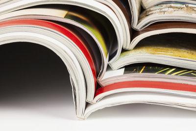 Nicht alle Magazine sind für Jugendliche geeignet.