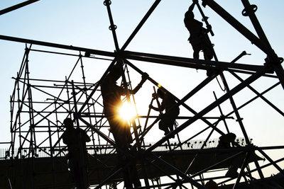Das Betreten von Baustellen durch Unbefugte, ist von den Baustellenbetreibern verboten.