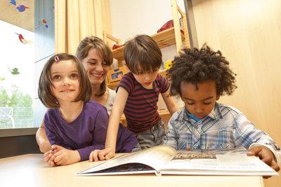 Durch Praktika finden Sie heraus, ob ein pädagogischer Beruf für Sie in Frage kommt.