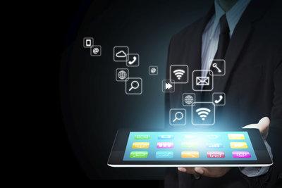Eine App ist eine Anwendungssoftware für Smartphones und Tablet-Computer.