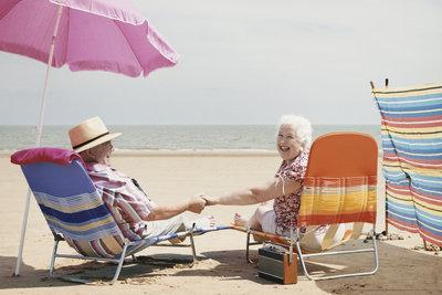 Auch Senioren sollte eine musikalische Untermalung leicht zugänglich sein.