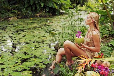 Machen Sie Ihren Teich zu einer Oase