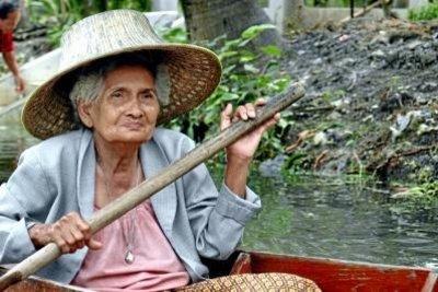 Thais freuen sich, wenn Sie sich bemühen, die Landessitten zu verstehen