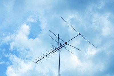 Ein Fernsehanschluss gehört zum Wohnungsstandard.