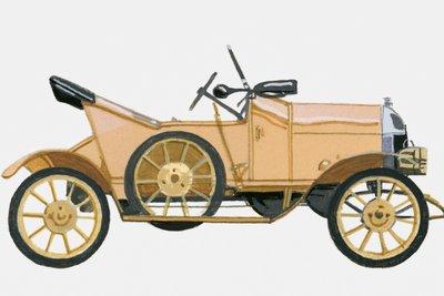 Der prinzipielle Aufbau eines Autos hat sich nicht geändert.