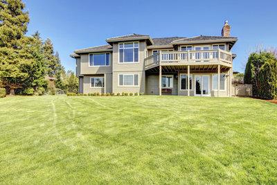 Sie können ein finanziertes Haus vermieten und so Steuervorteile bekommen.
