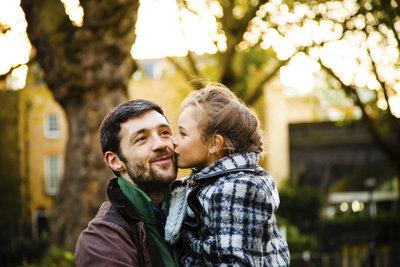 Die Vaterschaftsanerkennung begründet das Sorgerecht nicht verheirateter Väter.