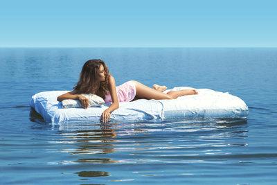 Lassen Sie den Traum vom Wasserbett wahr werden