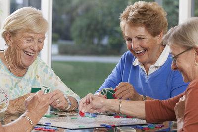 In einer Senioren-WG muss niemand mehr einsam sein.