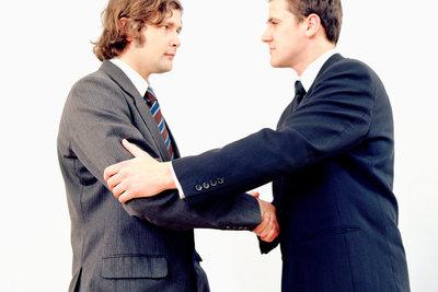 Kommunikation ist Hauptbestandteil menschlicher Interaktion.