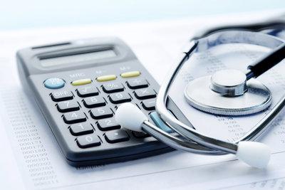 Kaufmännische Aufgaben fallen im Gesundheitswesen zur Genüge an.