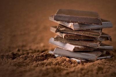 Aus guter Schokolade lässt sich lecker Eiskonfekt zaubern.