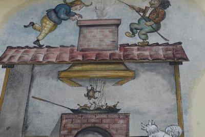 """""""Max und Moritz"""" ist eine der bekanntesten Bildergeschichten von Wilhem Busch."""