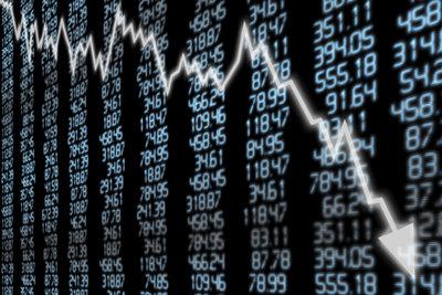 Der Börsencrash verursachte die Weltwirtschaftskrise.