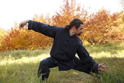 Entspannungstherapeuten vermitteln ein besseres Körpergefühl.