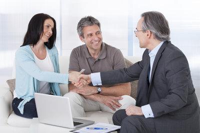 Ihre Finanzen sollten Sie nur einem guten Berater anvertrauen.