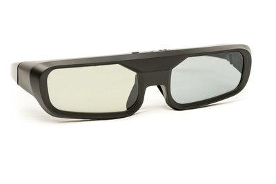 Ein Shutterbrille muss erst synchronisiert werden.