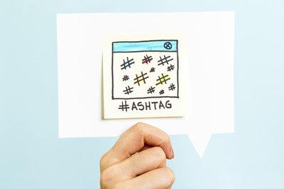 Hashtags machen nicht immer Sinn - sind aber meistens praktisch.
