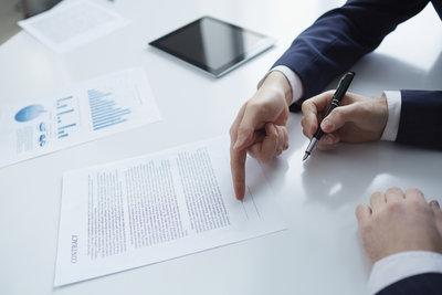 Ihre Verantwortung wird durch Ihre Unterschrift dokumentiert.