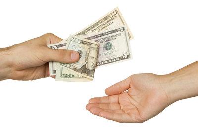 Viele Abzüge Ihres Lohns bezahlen Ihre Sozialversicherungsbeiträge.