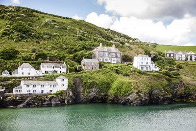 Das malerische Cornwall ist ein Traum vieler Auswanderer.