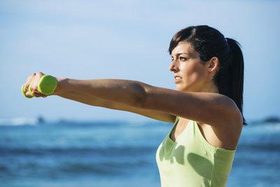 Eine starke Muskulatur für Schulter und Rücken ist die beste Prävention.