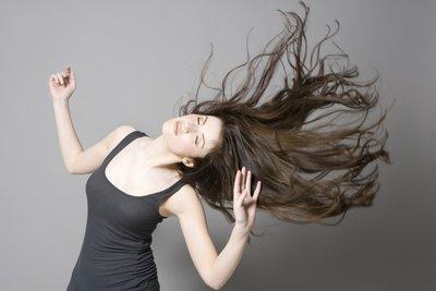 Gesundes Haar ist Ihnen gegeben, lassen Sie es leben.