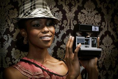 Die PoGo-Kamera bietet Ihnen Schnappschüsse sofort auf die Hand.