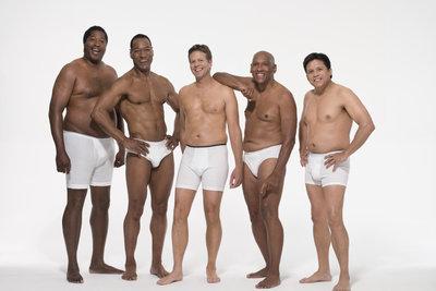 Bei der Frage nach der richtigen Unterhose ist Mann sich nicht einig.