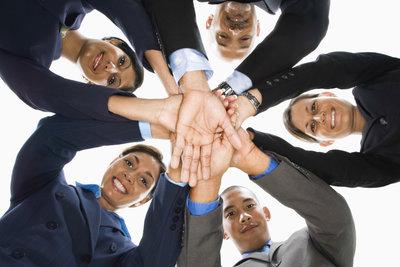 Mitglieder eines Teams beeinflussen sich gegenseitig.