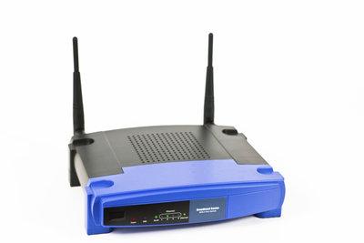 Ein WLAN-Verstärker verbessert die Sendeleistung.